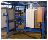 Tank House Technology specialises in meeting the needs of clients in the metals electro-winning industry. It produces cathodes and cathode stripping machines, especially for copper and zinc operations.